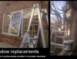 Large window replacements - body corporate